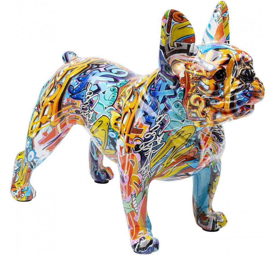 Déco Bulldog Art Kare Design