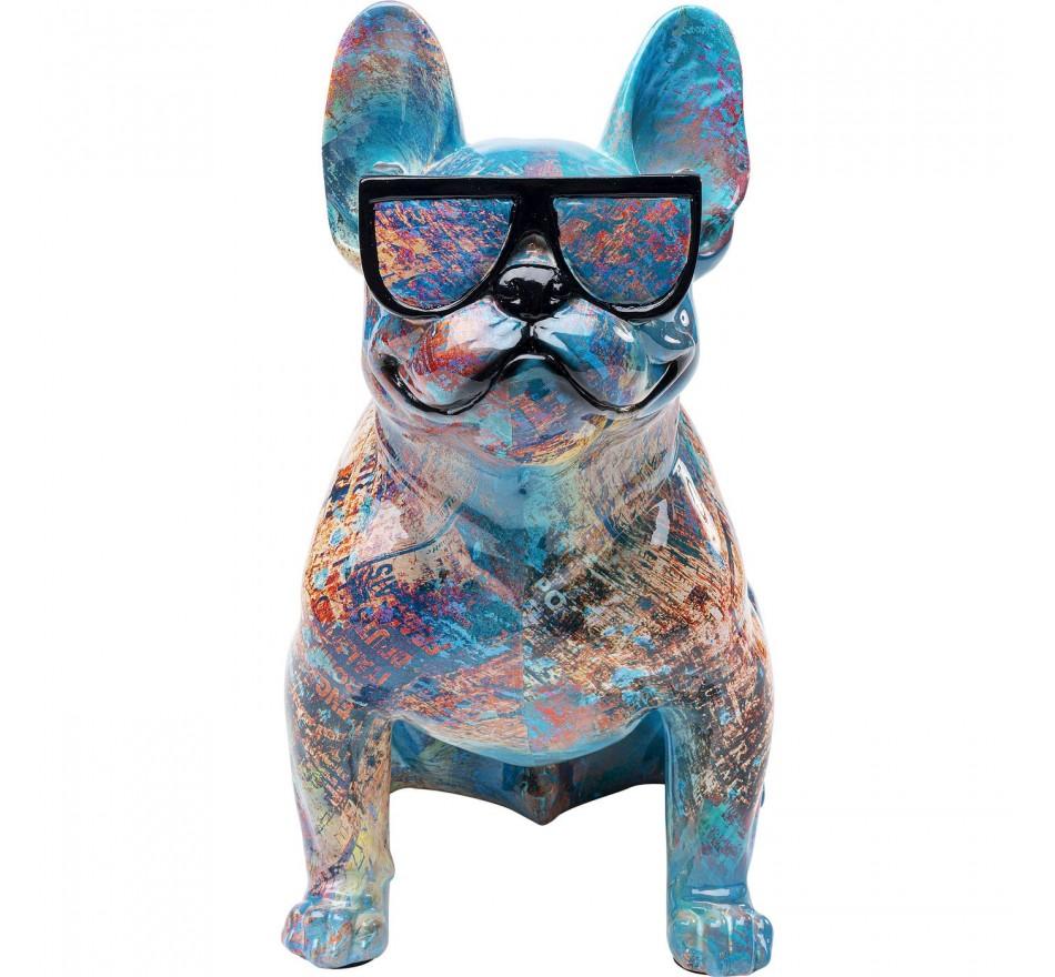 Déco Bulldog Lunettes Kare Design