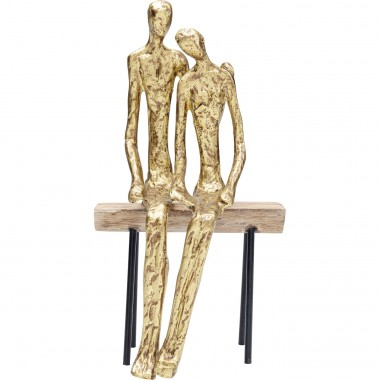 Déco couple banc Kare Design