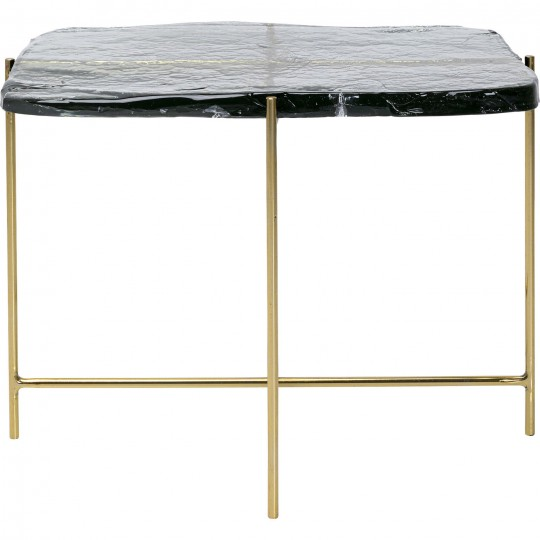Table basse Ice Double 60x45cm Kare Design