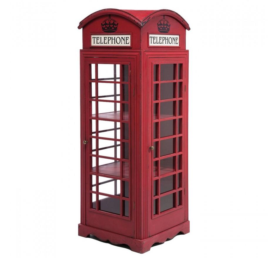 Vitrine London Telephone Kare Design