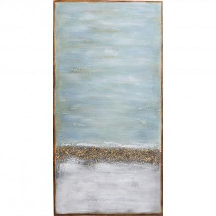 Tableau Abstract Horizon 100x200cm Kare Design