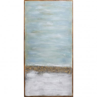 Tableau Abstract Horizon 100x200cm Kare Design