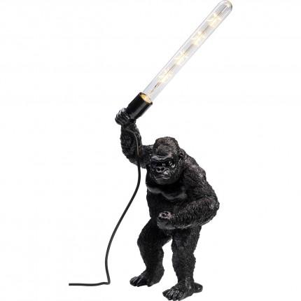 Lampe de table Gorille noir Kare Design
