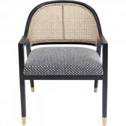 Chaise avec accoudoirs Horizon Kare Design