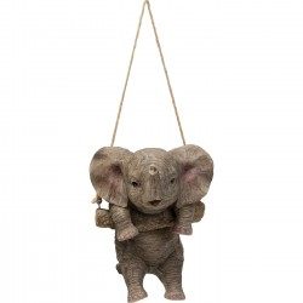 Déco éléphant balançoire Kare Design