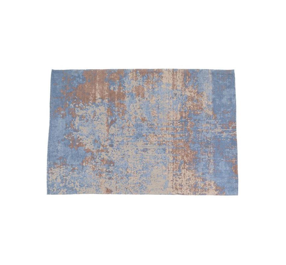Tapis Angus bleu 200x300cm Kare Design