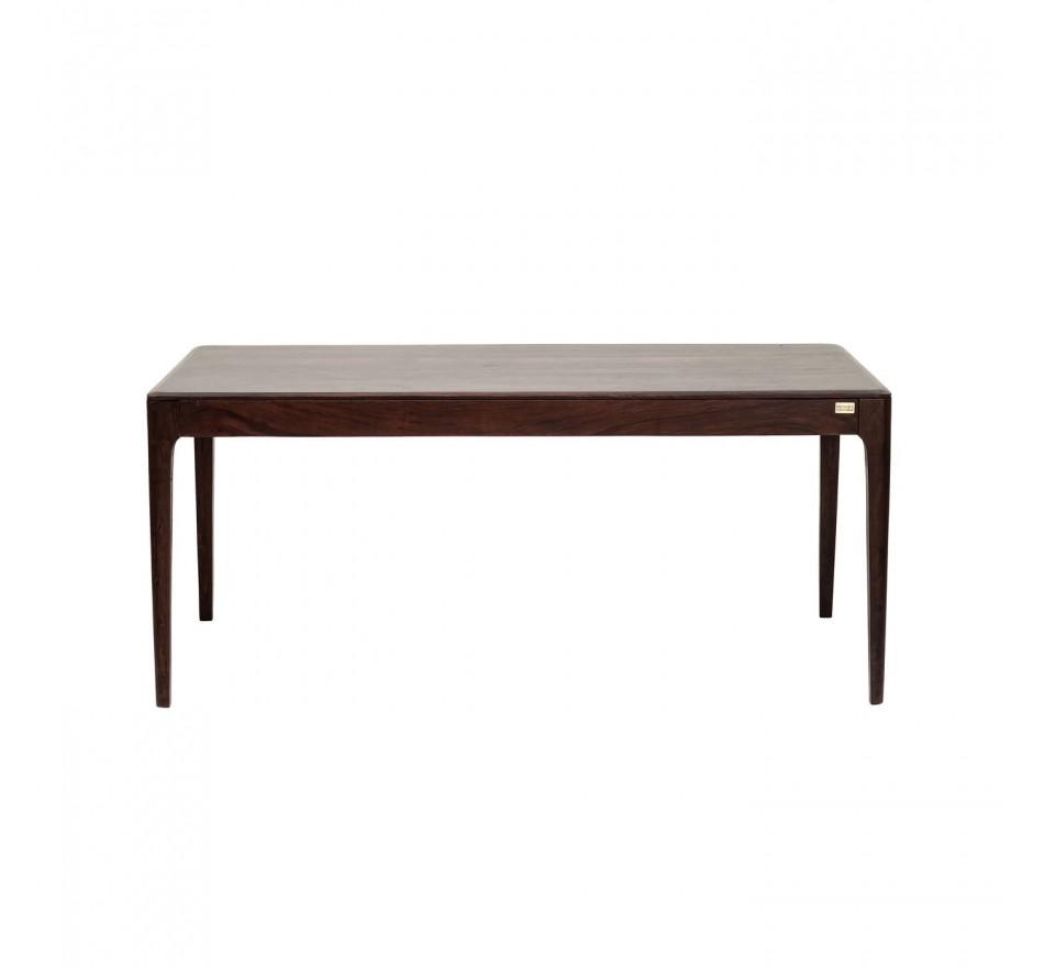 Table Brooklyn walnut 160x80cm Kare Design