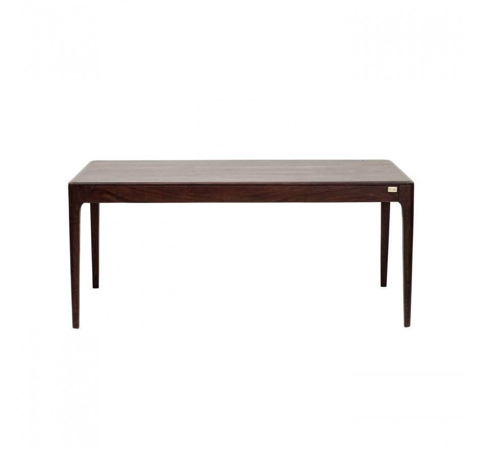 Table Brooklyn walnut 175x90 Kare Design