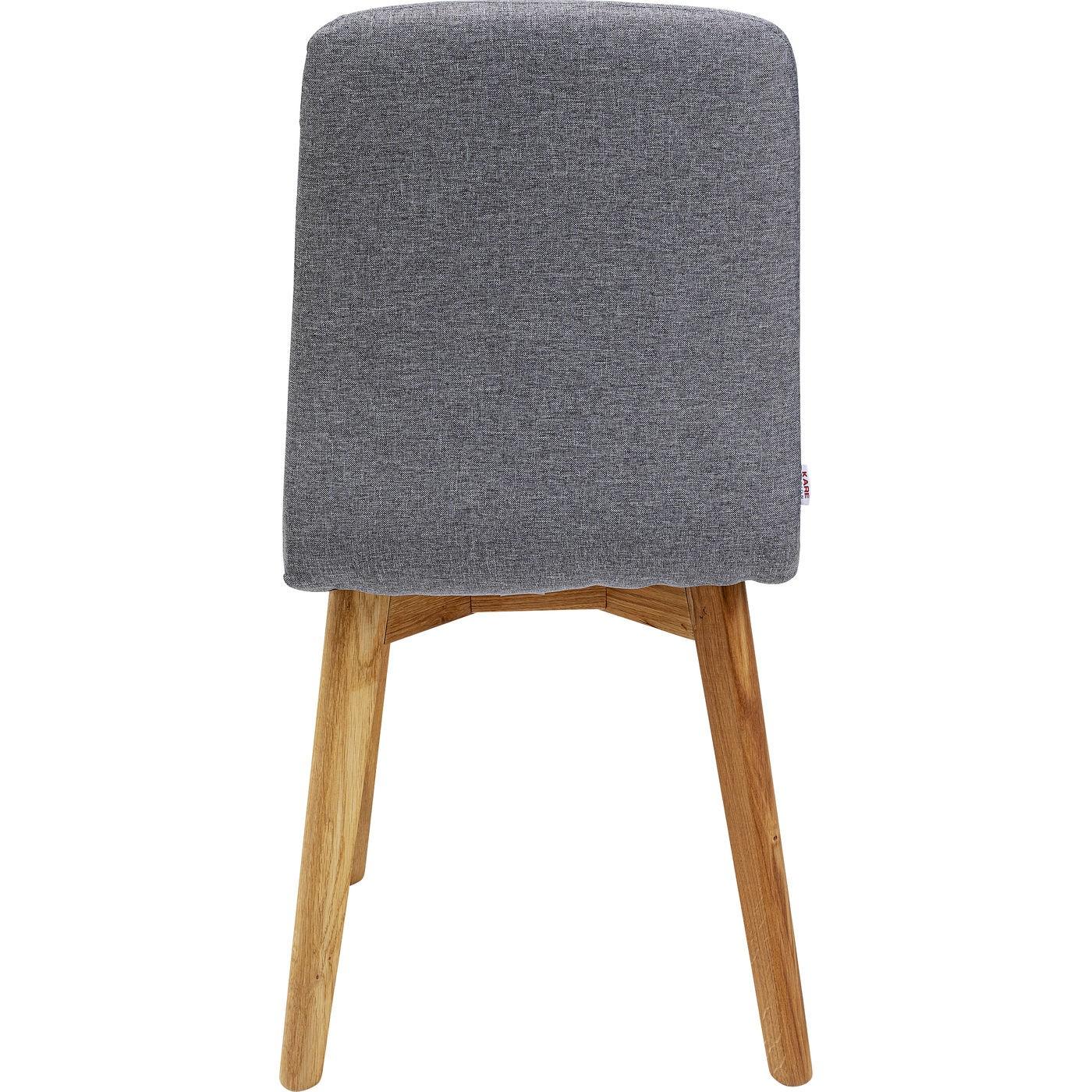 Chaise Lara grise Kare Design