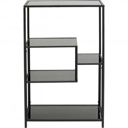 Etagère Loft 100x60cm noire Kare Design