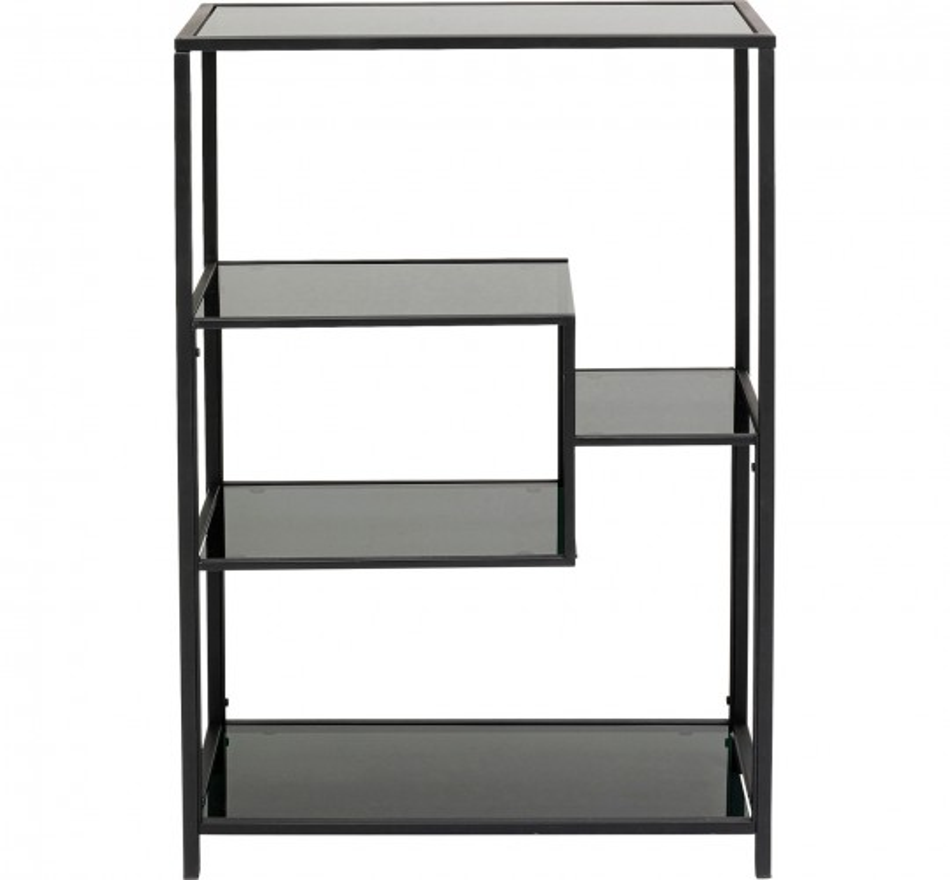 Etagère Loft noire 100x60cm Kare Design