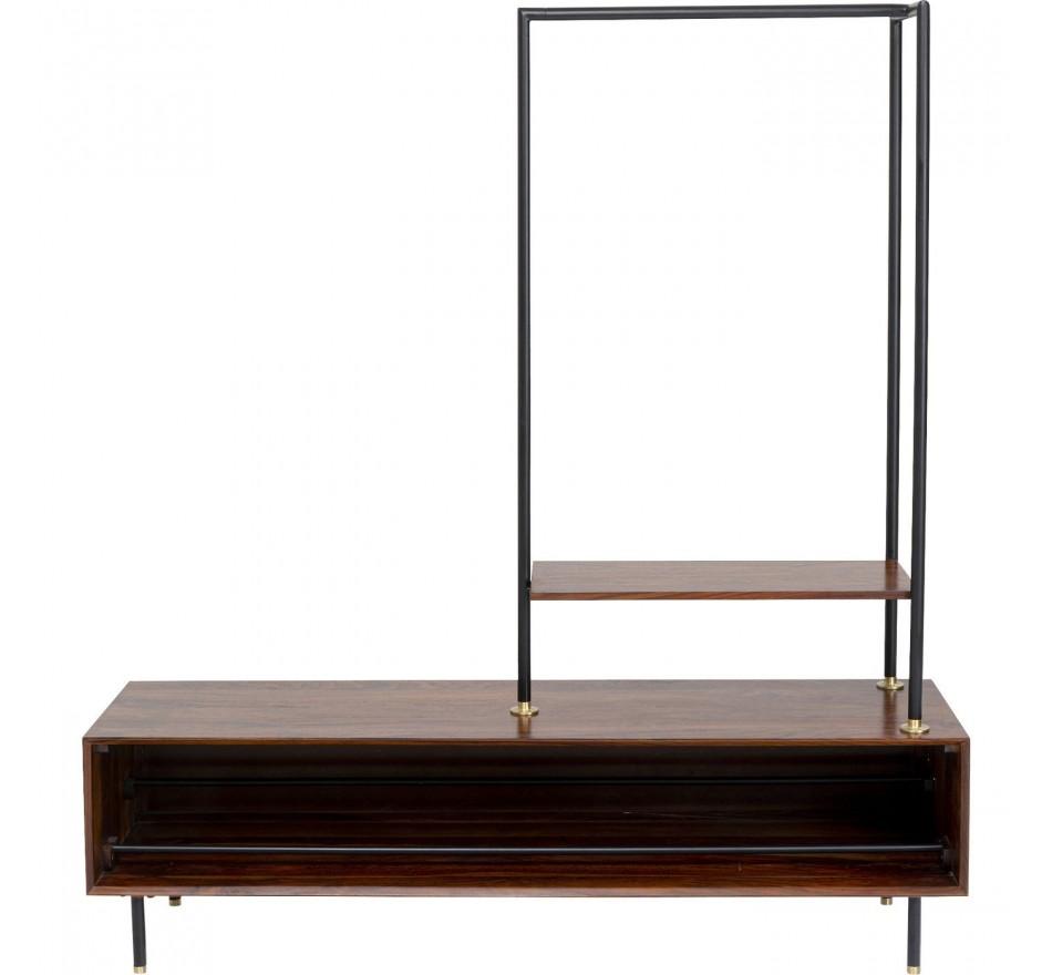 Banc portemanteau Ravello 174x160cm Kare Design