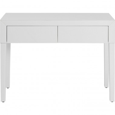 Console Luxury Push 100x40cm blanche Kare Design