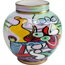 Vase Graffiti Art 24cm Kare Design