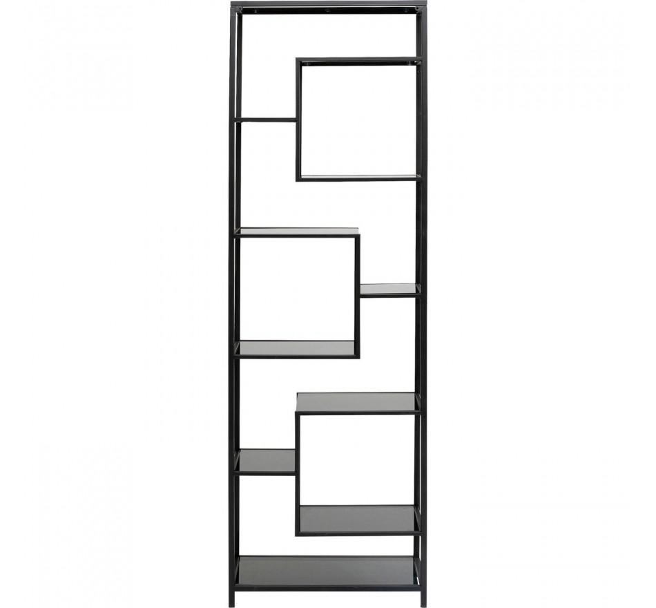 Étagère Loft 195x60 noire Kare Design