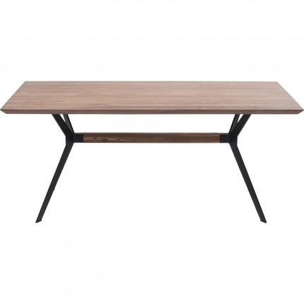 Table Downtown noyer 220x100cm Kare Design