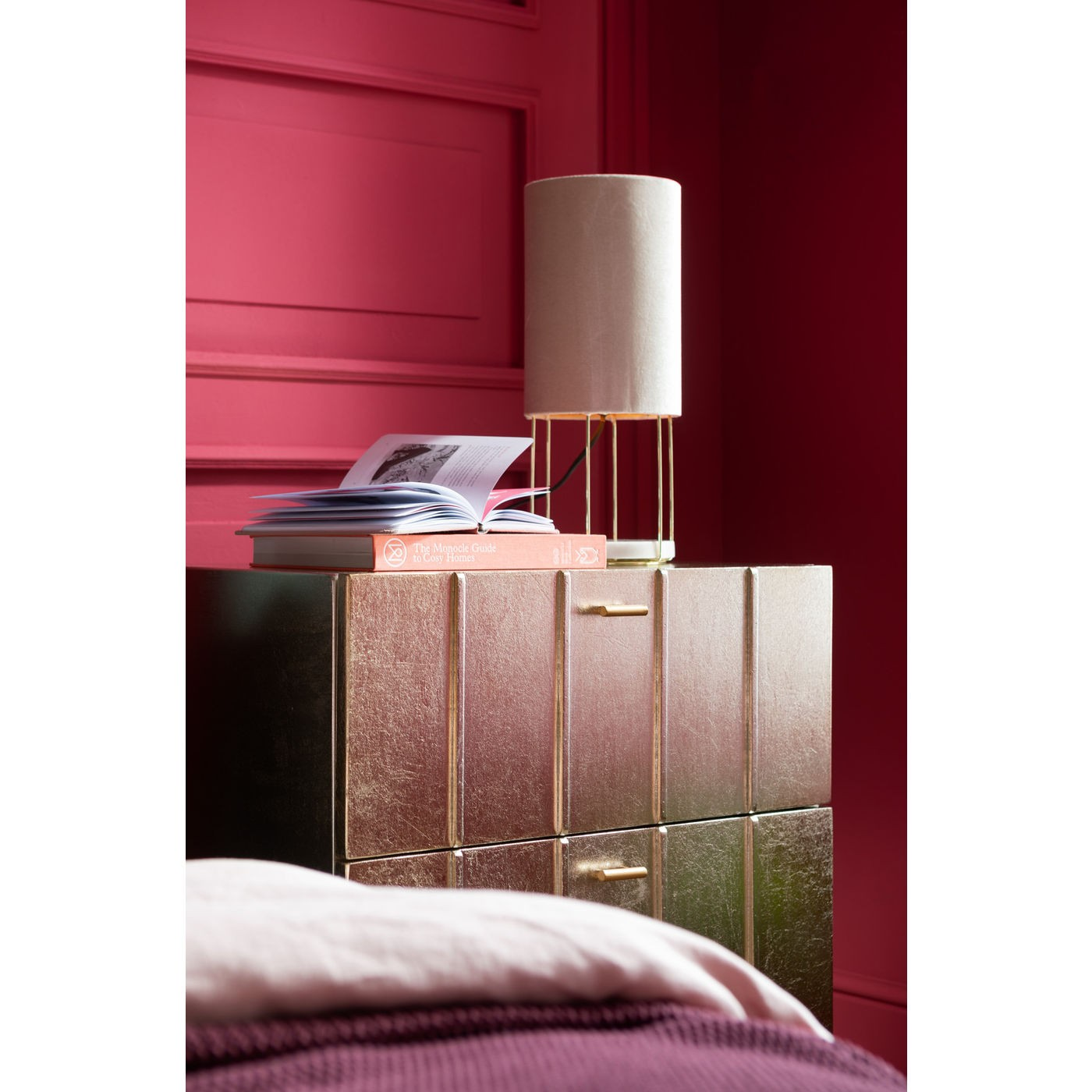 Lampe de table Cafeteria Lounge beige 40cm Kare Design
