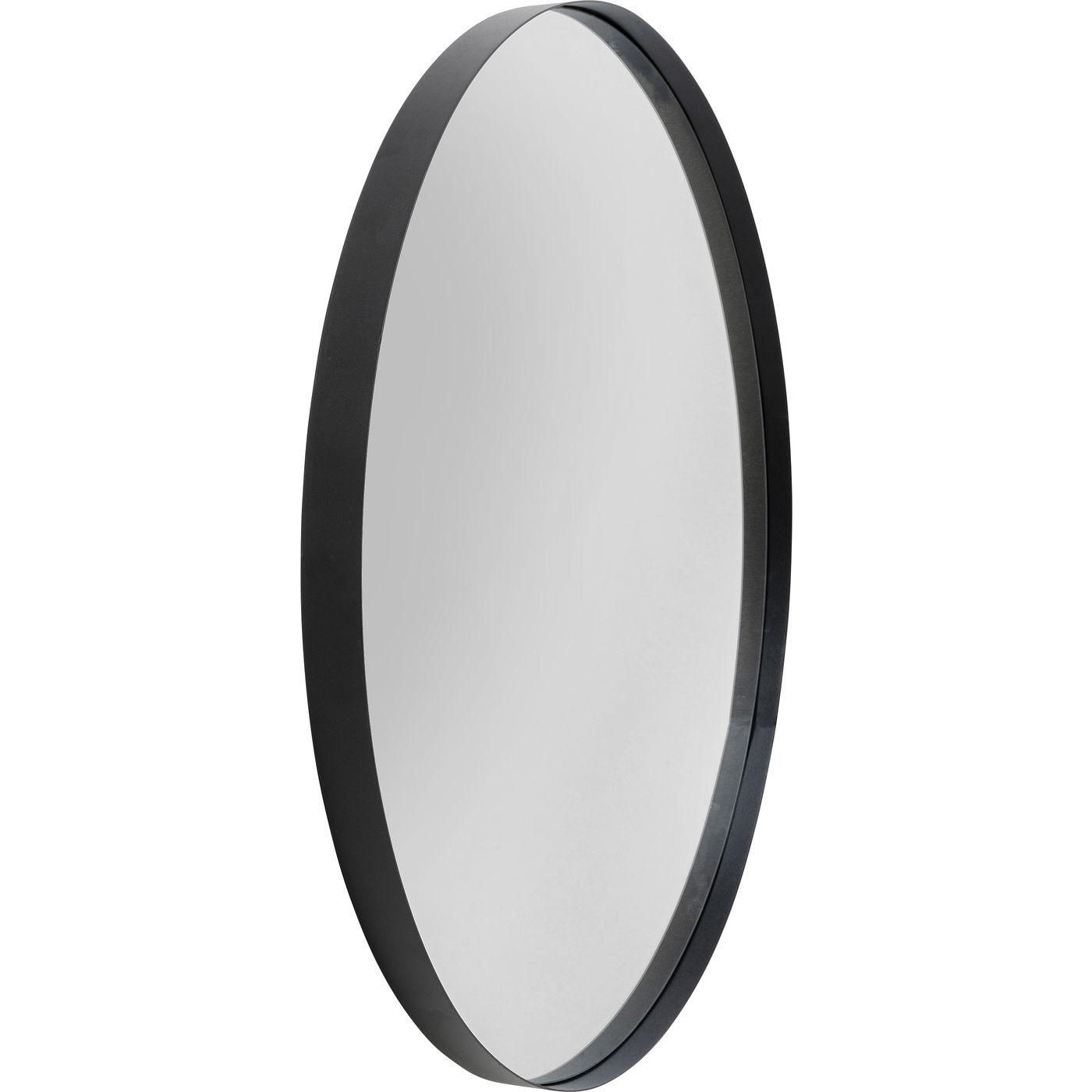 Miroir Ombra Soft rond 100cm Kare Design