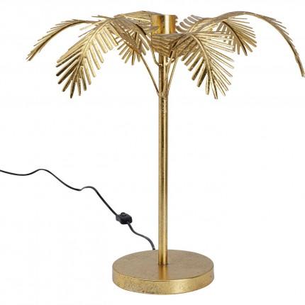 Lampe de table feuilles de palmier 52cm Kare Design