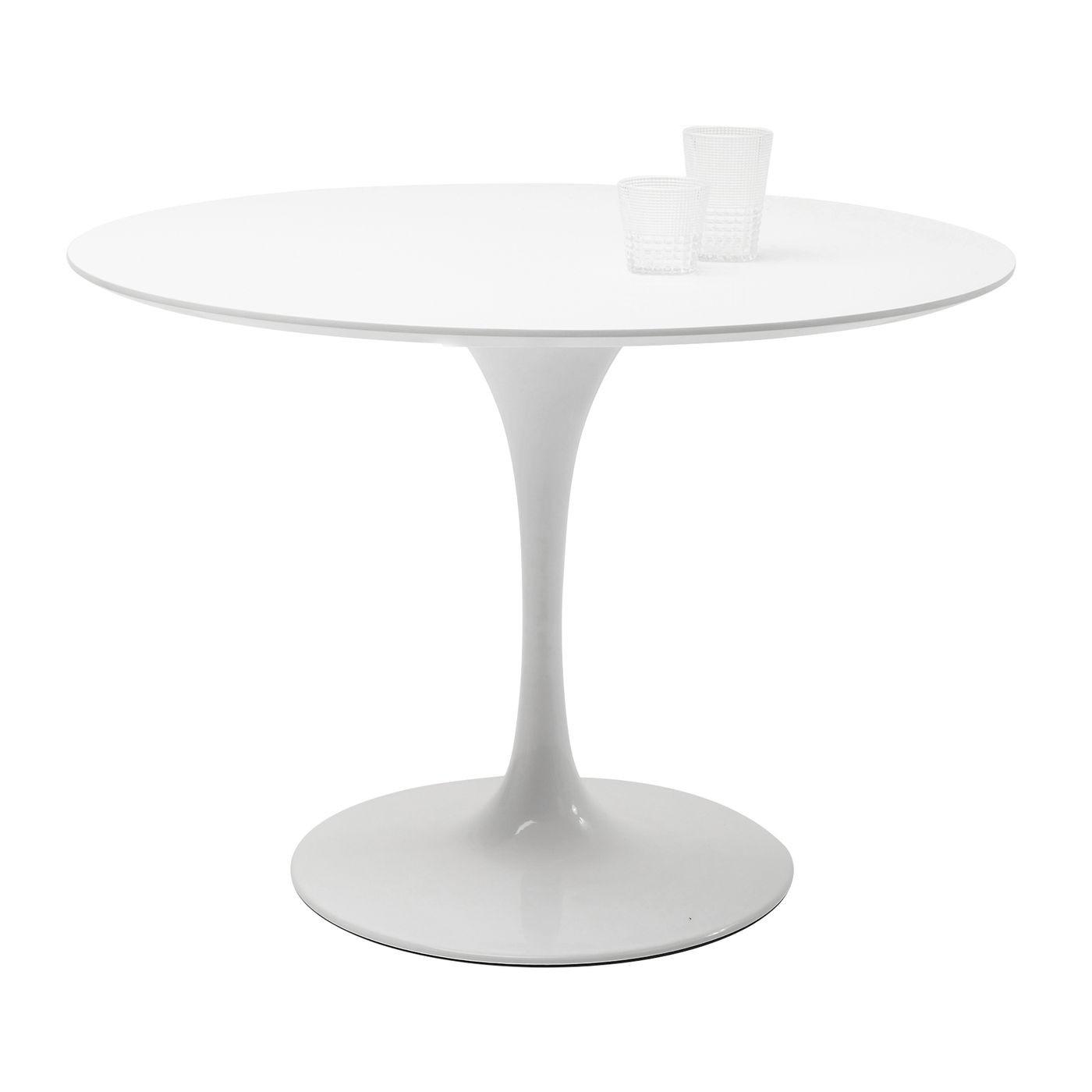 Table Invitation 120cm blanche Kare Design