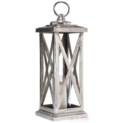 Lanterne Rocky aluminium Kare Design