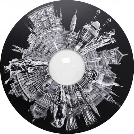 Déco murale City Pupil 160cm Kare Design