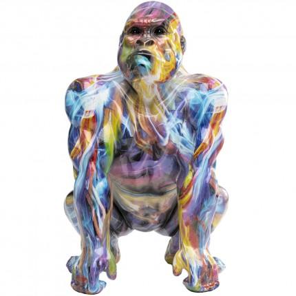Déco Gorille halo de couleurs Kare Design