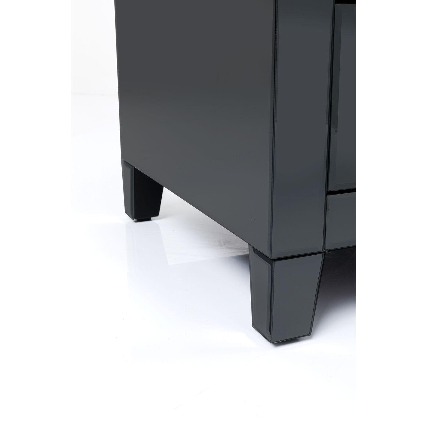 Meuble TV Luxury Push gris Kare Design