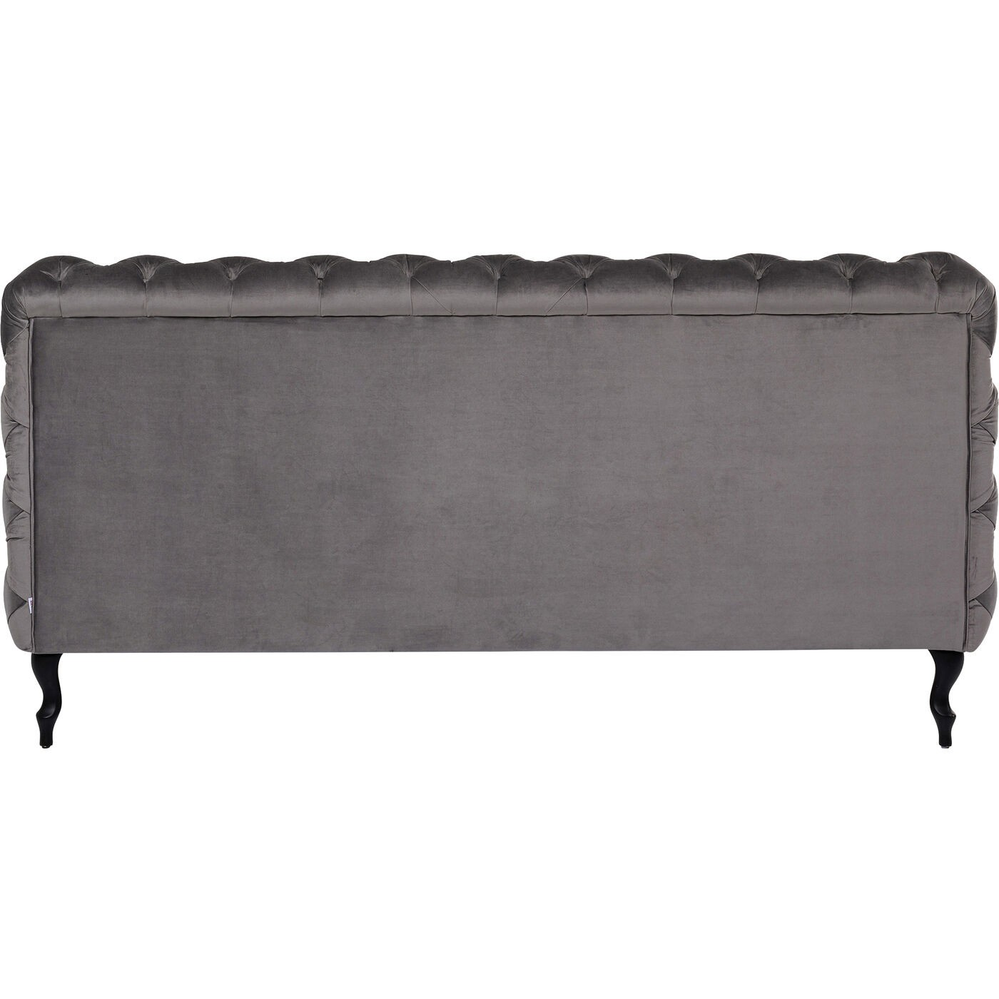 Lit Desire gris Kare Design Taille - 160x200cm