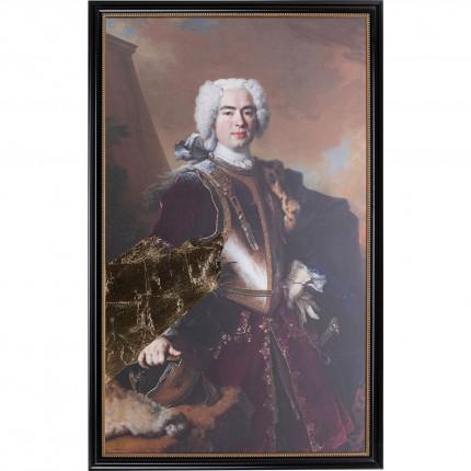 Peinture à l'huile Frame Aristocrate 100x160cm Kare Design