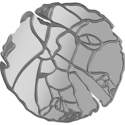 Miroir Pieces 100cm argenté Kare Design