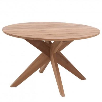 Table de jardin ronde Java 165cm Gescova