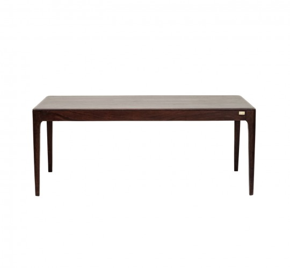 Table Brooklyn walnut Kare Design