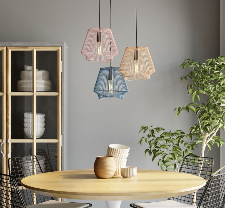 Table Invitation chêne & blanc Kare Design