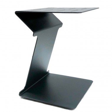 Table d'appoint Tobago gris anthracite Gescova