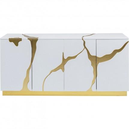 Buffet Cracked Kare Design