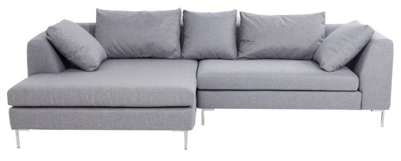 Canapé d'angle Bruno Panini grand gauche Kare Design