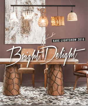 Catalogue Bright Delight KARE