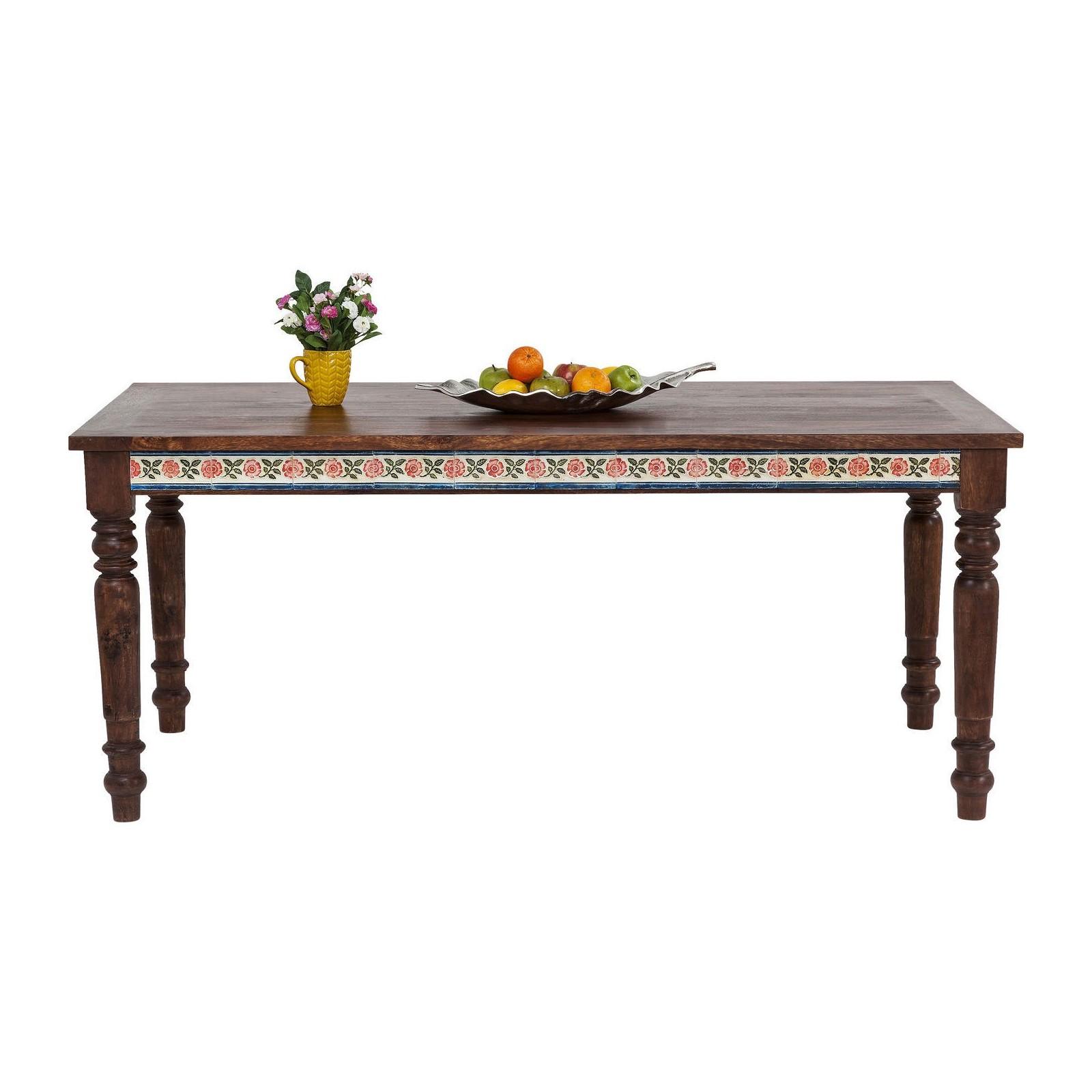 TABLE VINTAGE ROMANCE 180X90 CM KARE DESIGN