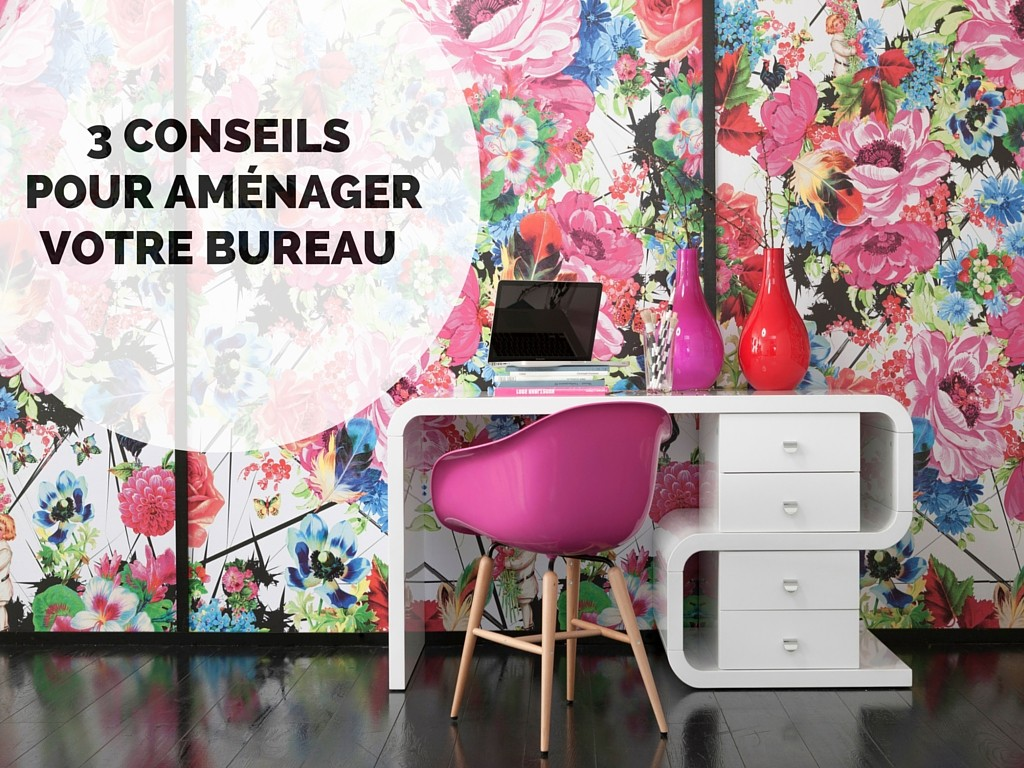 3 conseils pour am nager votre bureau kare click. Black Bedroom Furniture Sets. Home Design Ideas