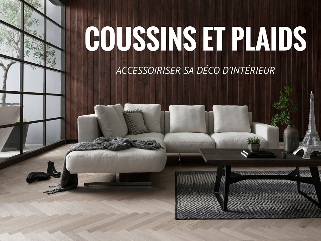 coussins et plaids accessoiriser sa d co d int rieur kare click. Black Bedroom Furniture Sets. Home Design Ideas