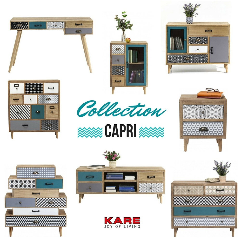 Capri Collection De Meubles En Bois Kare Design Kare Click # Photos De Meubles